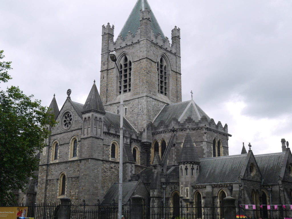 クライストチャーチ大聖堂