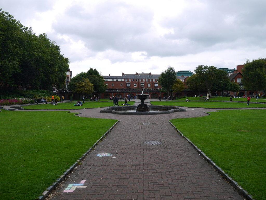 聖パトリック大聖堂公園