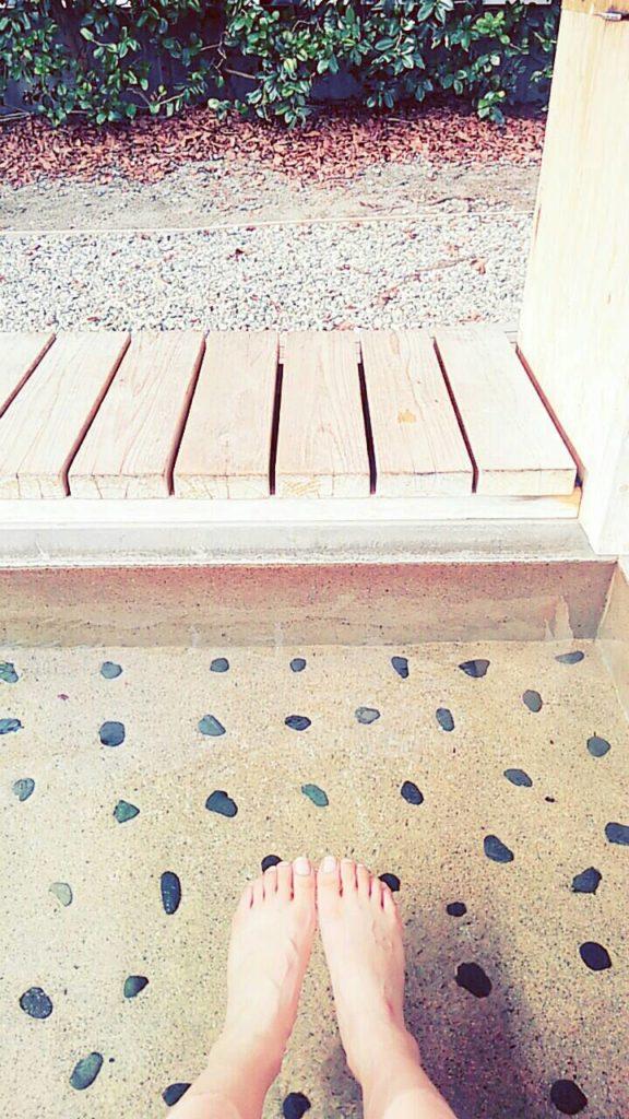 下呂温泉の足湯スポット