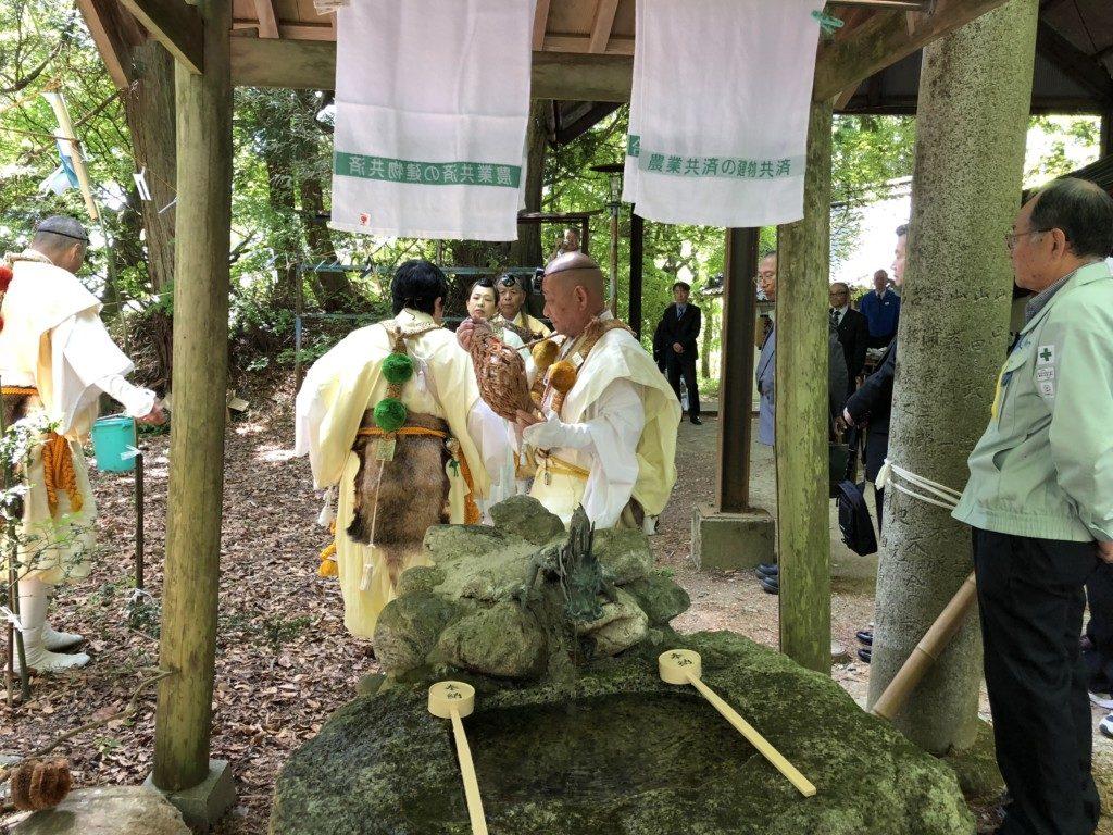 葛城天神社の祭事
