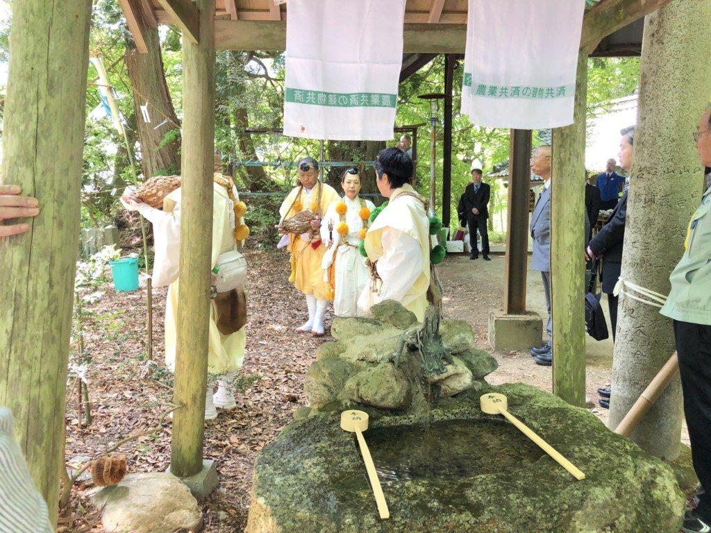 葛城天神社の祭事その2