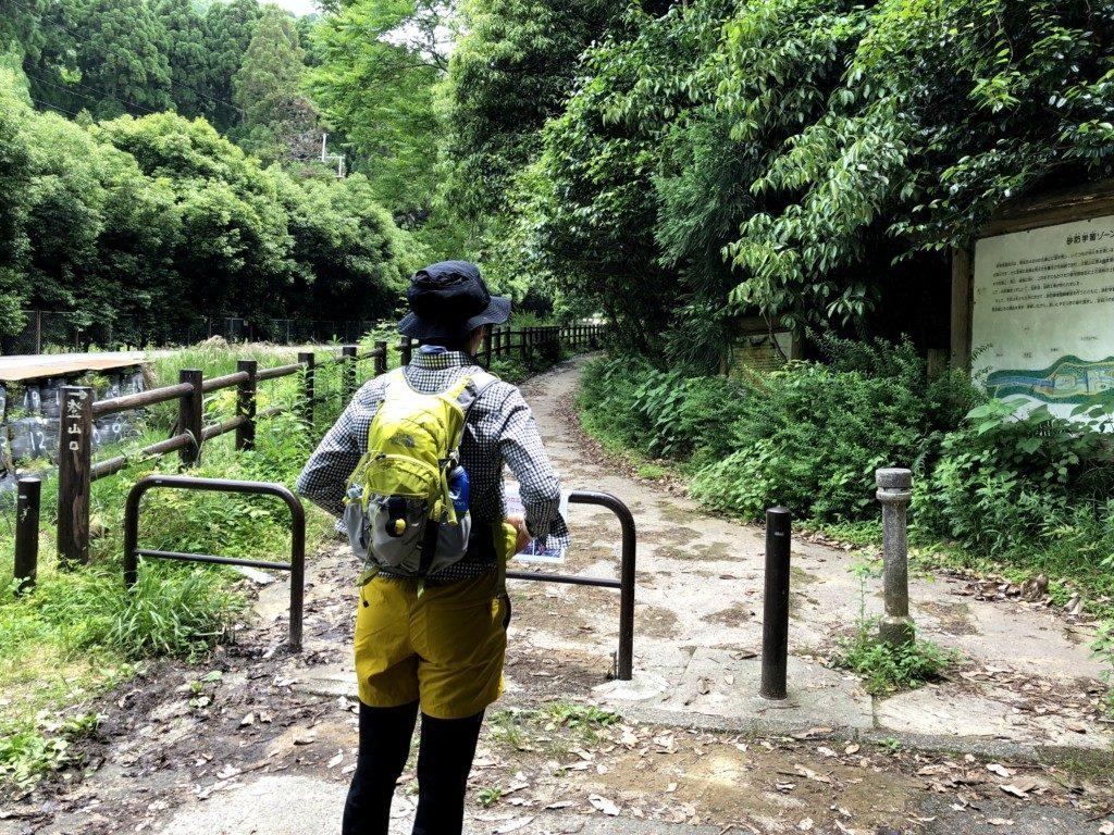 比叡山登山口へ