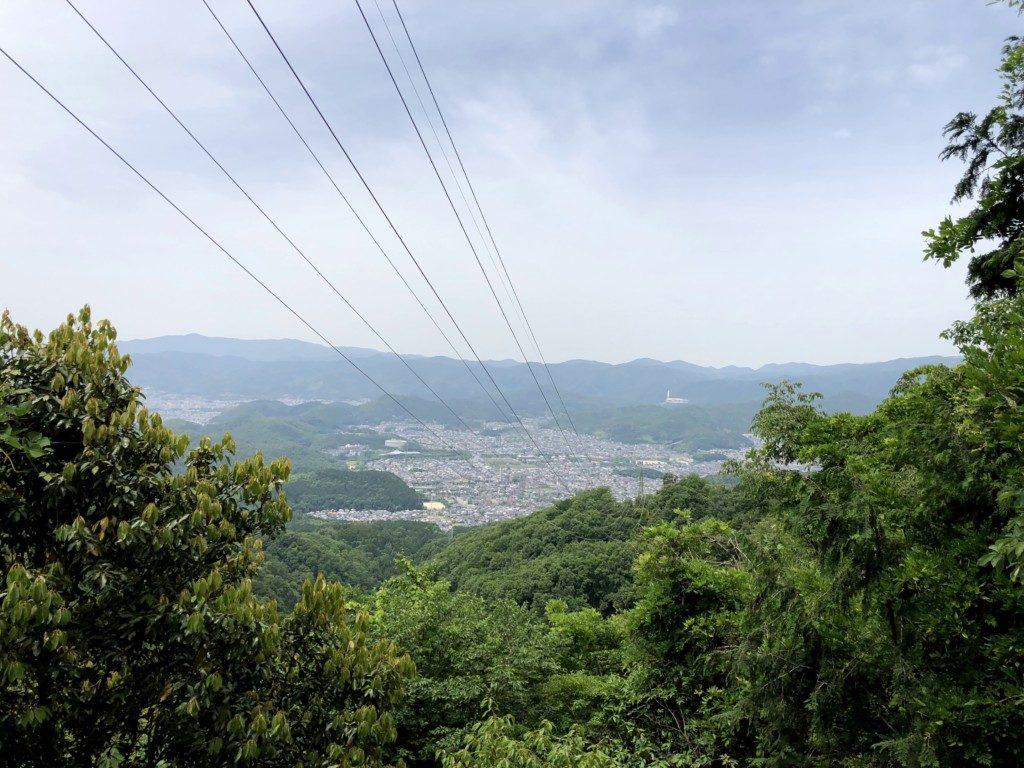 比叡山トレイルその3