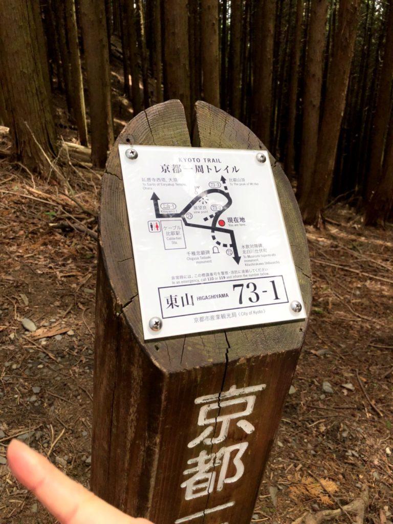京都一周トレイルその3
