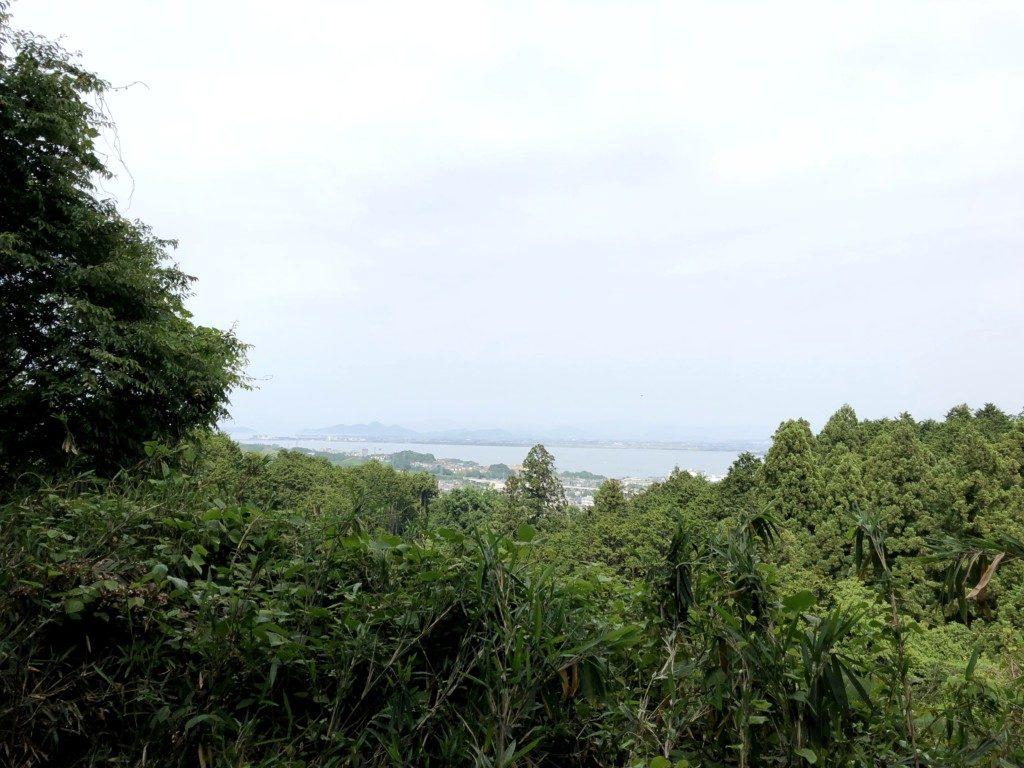 琵琶湖ビュー