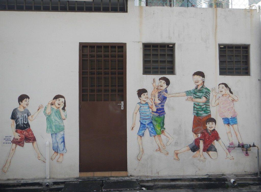 壁画アート