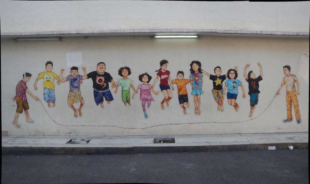 壁画アートその2
