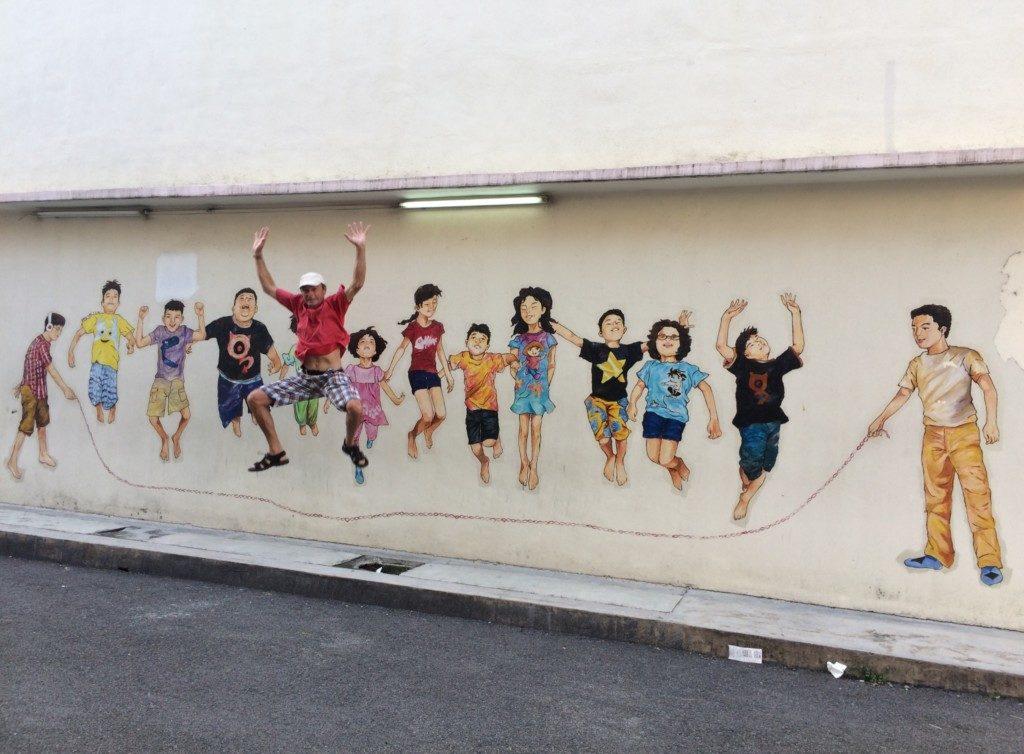 壁画アートその3