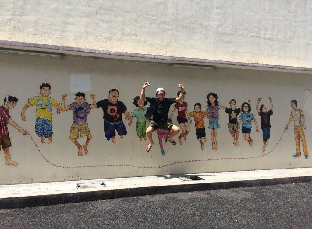 壁画アートその4