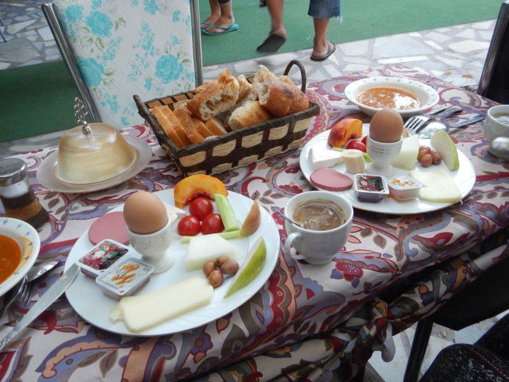 トルコ伝統食