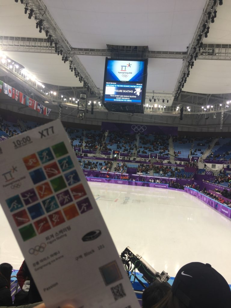 平昌オリンピックのボランティア_パッションチケット