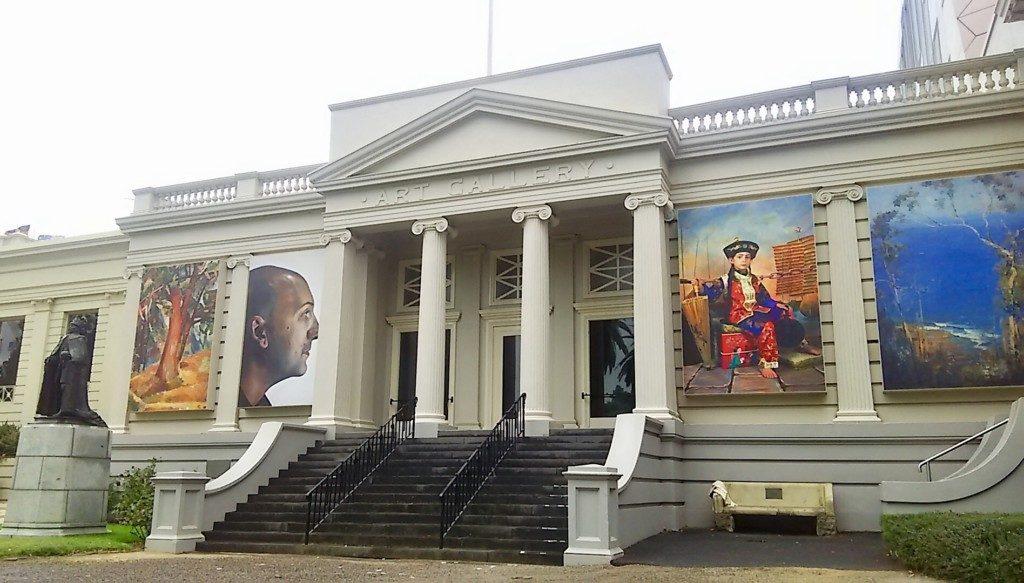 ジーロン美術館