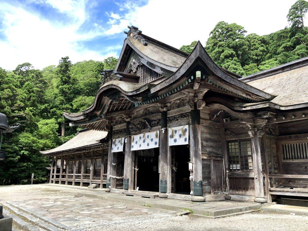 大神山神社
