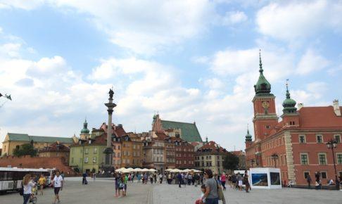 ワルシャワ歴史地区