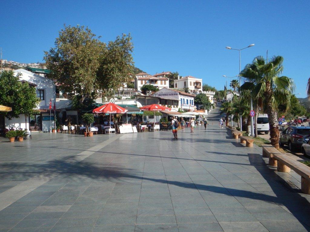 トルコの町並み