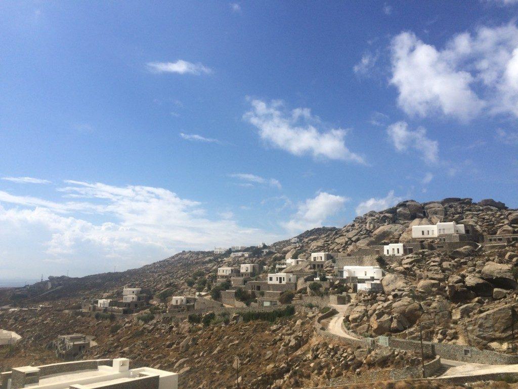 ギリシャの景色