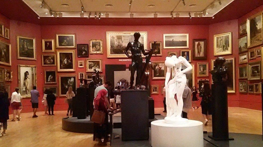 国立ビクトリア美術館