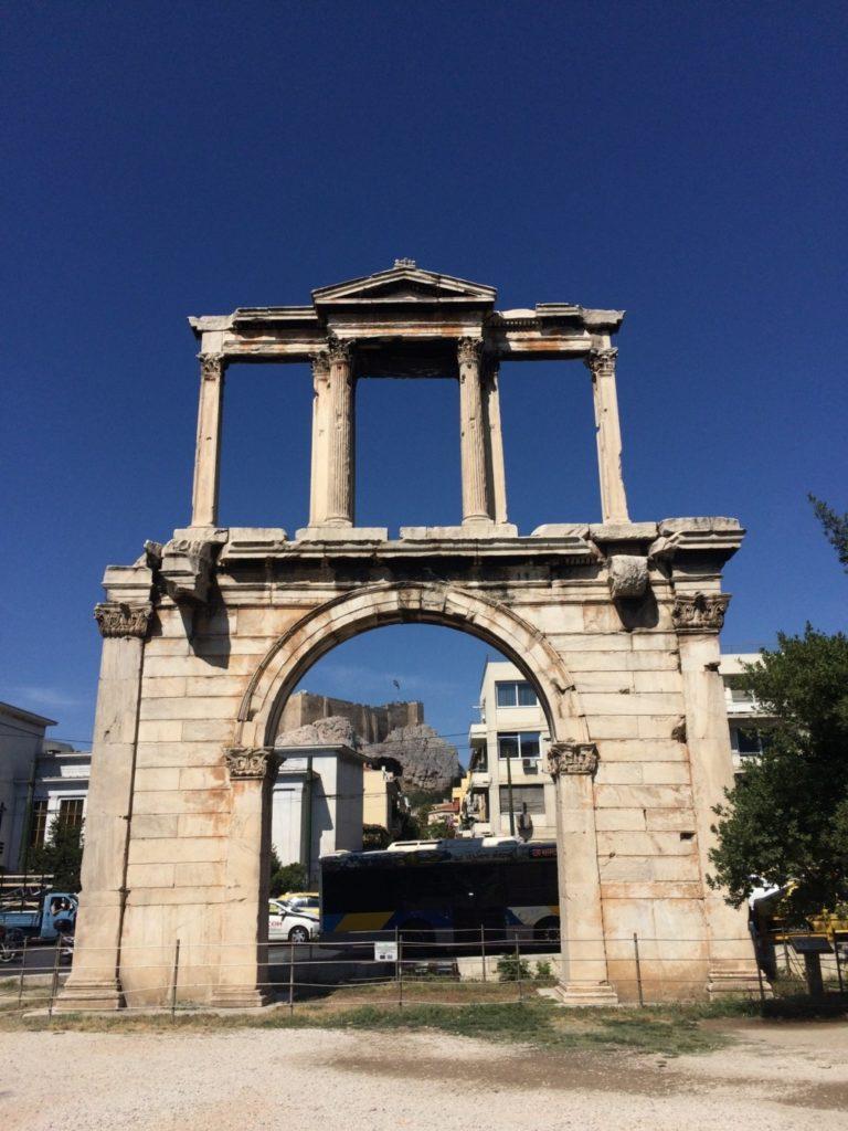 ゼウスの寺