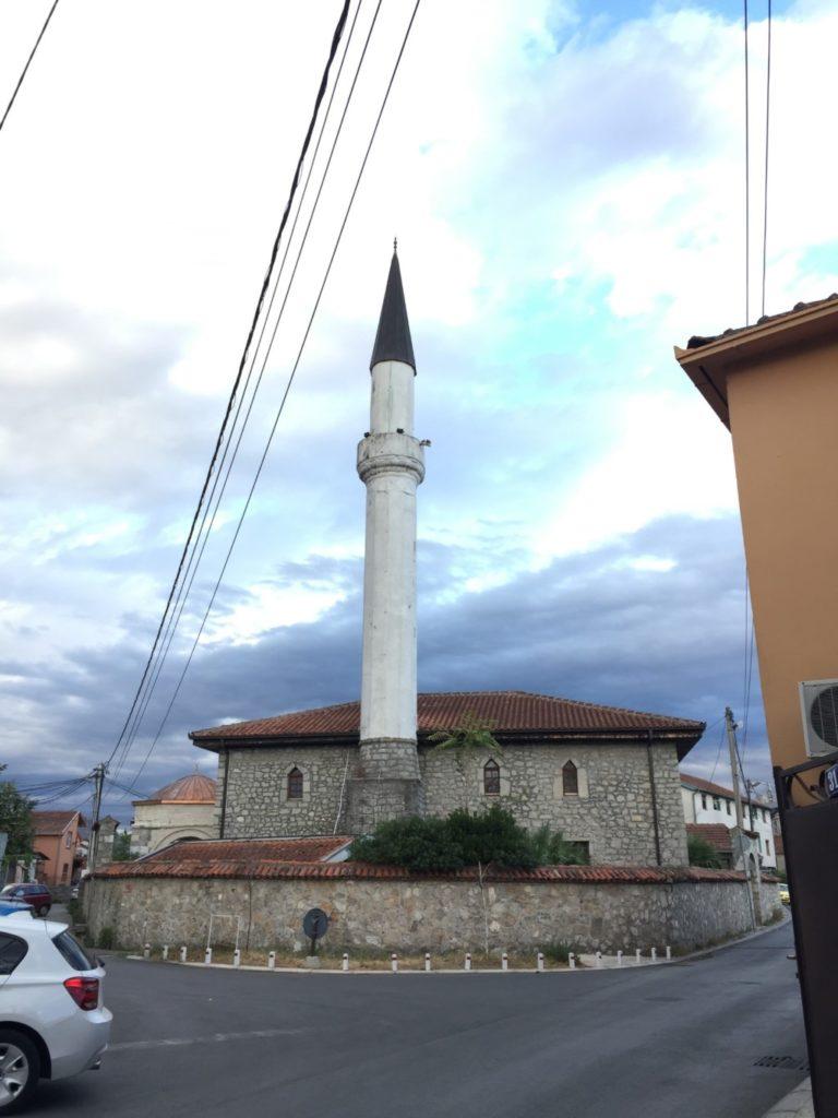 古いモスク