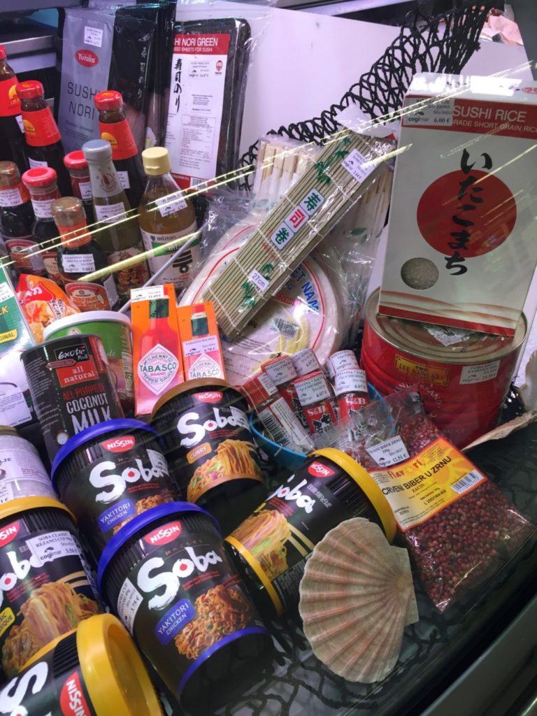 日本の缶詰