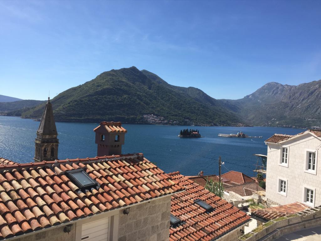 教会からの眺望