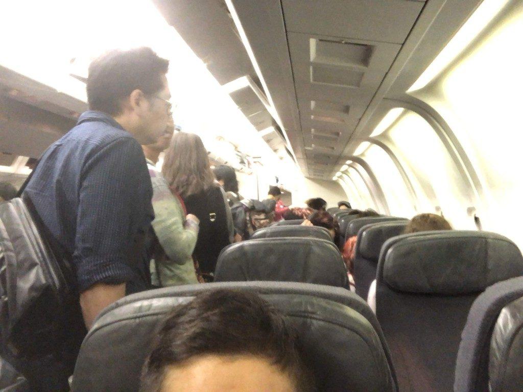 機内その2
