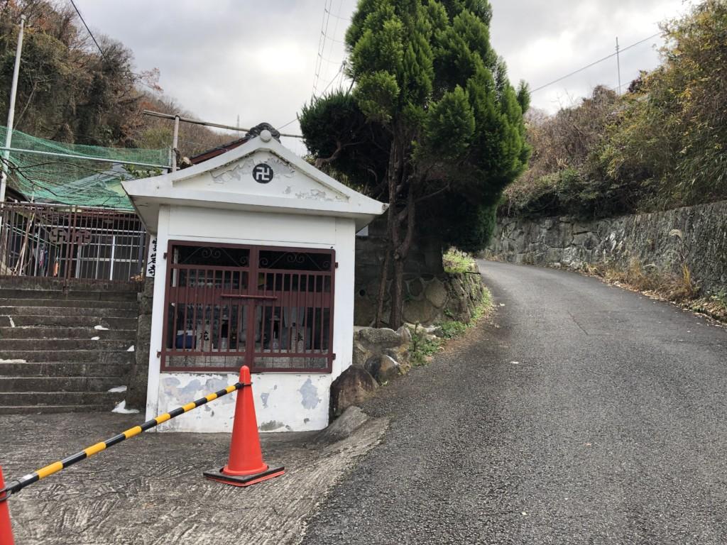 登山口までの道その2