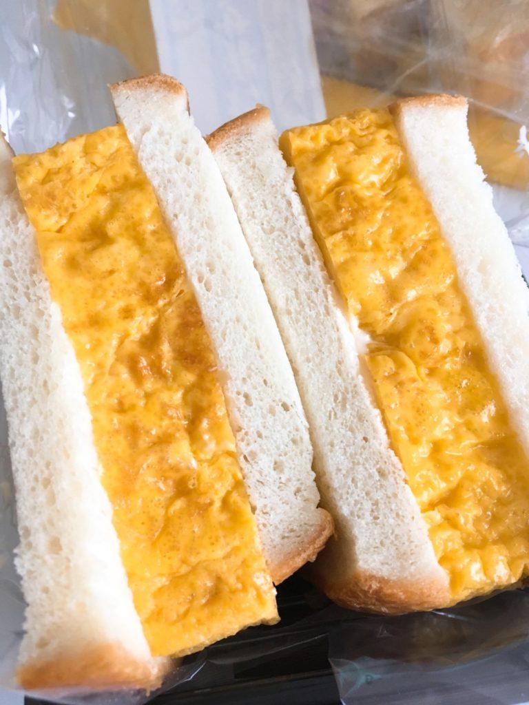 サンドイッチ中身