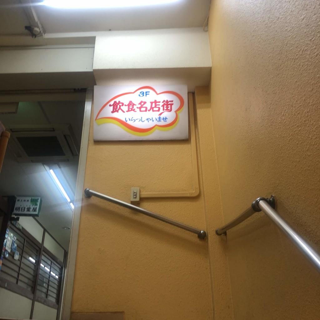 飲食名店街