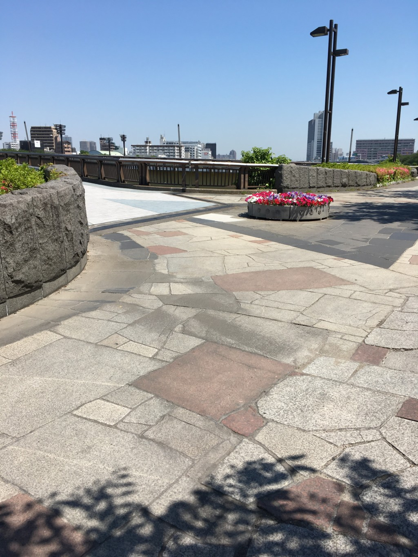 桜橋入り口